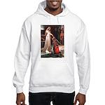 Princess & Cavalier Hooded Sweatshirt