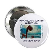 Hurricane Charley 2004 Button
