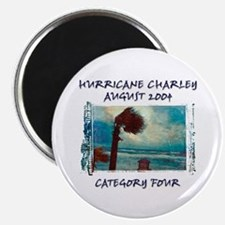 Hurricane Charley 2004 Magnet