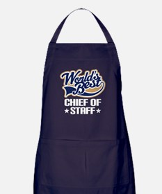 Chief of staff Apron (dark)