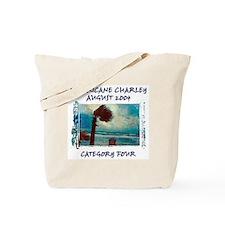 Hurricane Charley 2004 Tote Bag