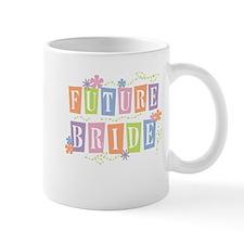 Color Blocks Future Bride Mug