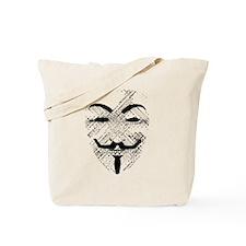 Vendetta. Tote Bag