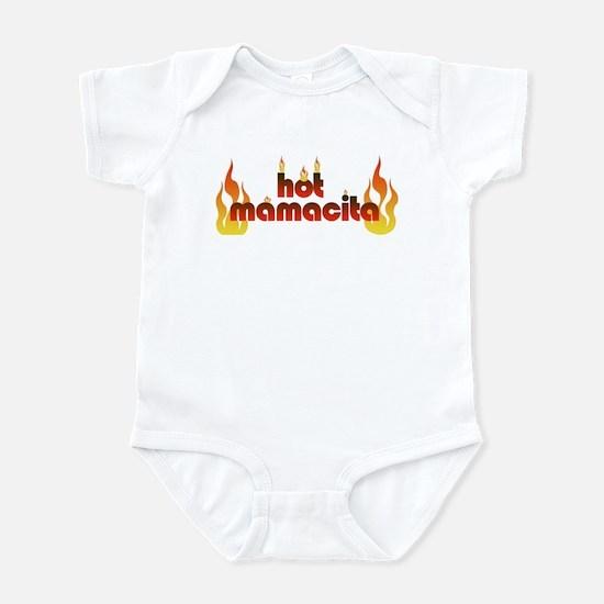 Hot mamacita Infant Bodysuit