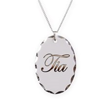 Gold Tia Necklace