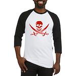 Pirates Red Baseball Jersey