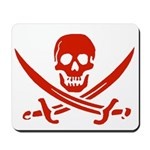 Pirates Red Mousepad