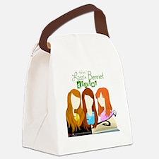 Cute Elizabeth Canvas Lunch Bag
