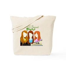 Cute Elizabeth Tote Bag
