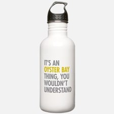 Its An Oyster Bay Thin Water Bottle