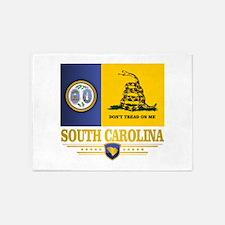 South Carolina DTOM 5'x7'Area Rug