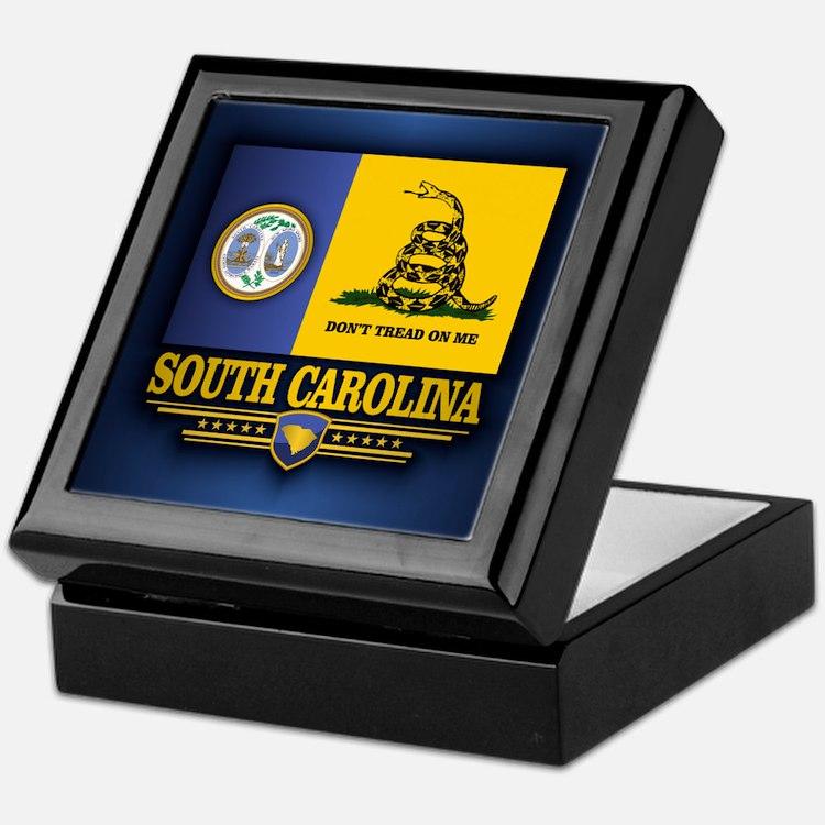 South Carolina DTOM Keepsake Box