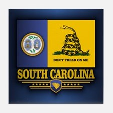 South Carolina DTOM Tile Coaster
