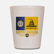 South Carolina DTOM Shot Glass