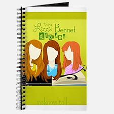 Lizzie Bennet (diaries) Journal