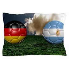 Soccer World Cup Final 2014 Pillow Case
