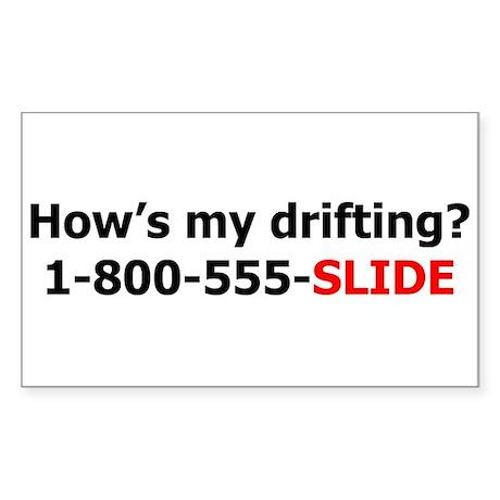 how's my drifting?