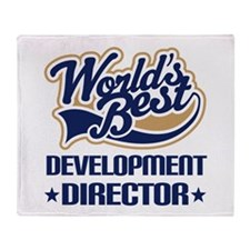 Development director Throw Blanket