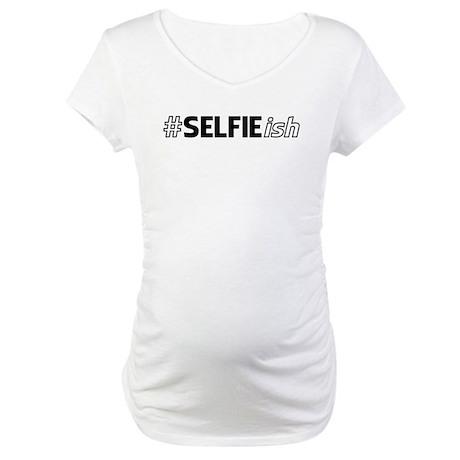 # SELFIE ish Maternity T-Shirt