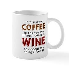 Coffee and Wine Mugs
