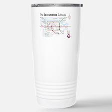 Sacramento Subway Travel Mug