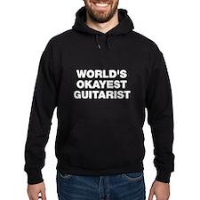 Okayest Guitarist Hoodie