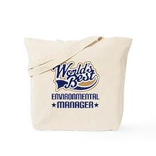 Environmental engineer Tote Bag