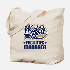 Facilities manager Tote Bag