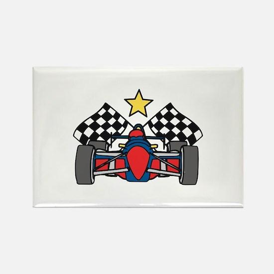 Formula One Racing Magnets