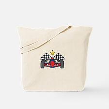 Formula One Racing Tote Bag
