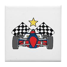 Formula One Racing Tile Coaster