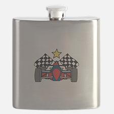 Formula One Racing Flask