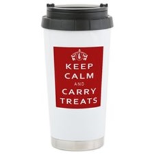 Keep Calm And Carry Travel Mug