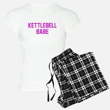 Kettlebell Babe Pajamas
