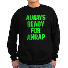 AMRAP Ready Jumper Sweater