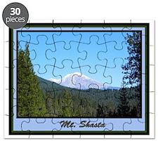Mt Shasta Puzzle