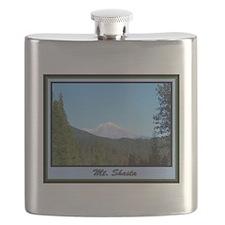 Mt Shasta Flask