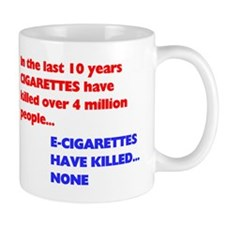 Vape Safety Mugs