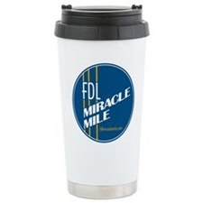 Official FdL Miracle Mile logo Travel Mug