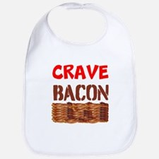 Crave Bacon Bib
