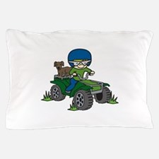 Quad Driving Pillow Case