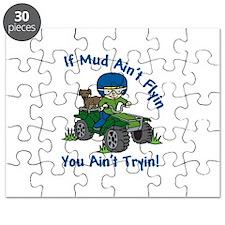 Flyin Mud Puzzle
