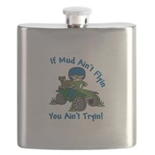 Flyin Mud Flask