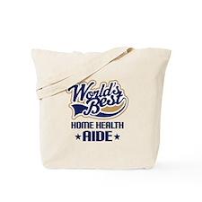 Home Health Aide Tote Bag