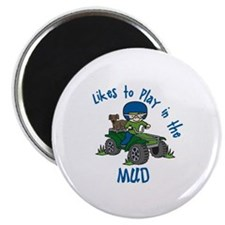 Play in the Mud Magnets