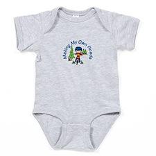 Making My Own Road Baby Bodysuit