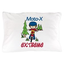 Moto-X Extreme Pillow Case