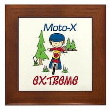 Moto-X Extreme Framed Tile