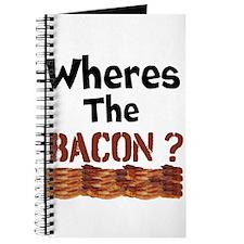 Wheres The Bacon Journal