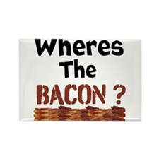Wheres The Bacon Magnets